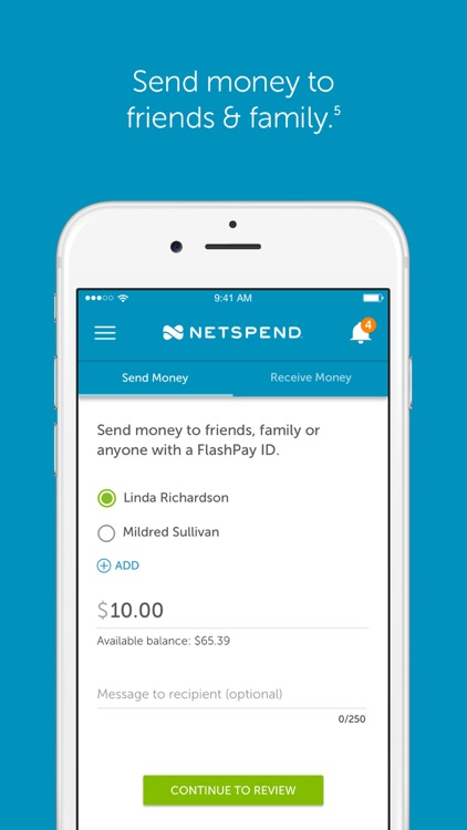 Netspend screenshot-4