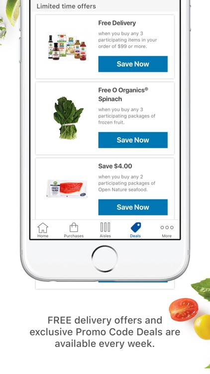Albertsons: Grocery Delivery screenshot-3