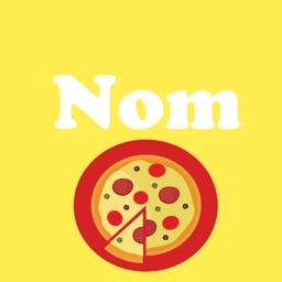 Nom nom finding good food fast