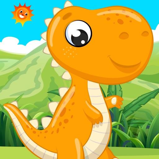 Игры динозавров!