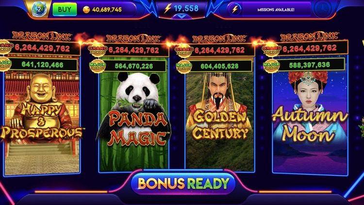 Lightning Link Casino Slots screenshot-2