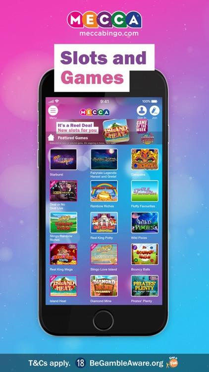 Online Slots Games Mecca