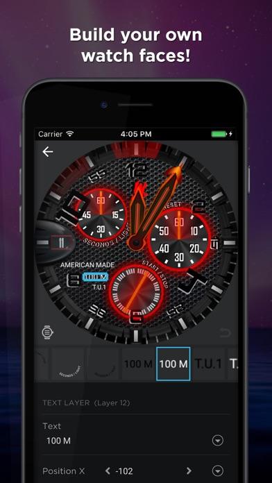 Watch Faces 100,000 WatchMakerのおすすめ画像3