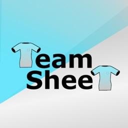 Teamsheet - Football Quiz