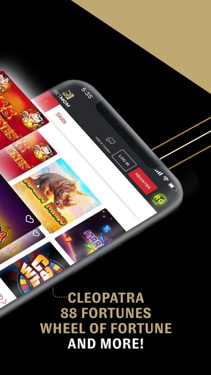 BetMGM Online Casino screenshot-3