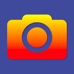 Ícone do app Blue Golden Hour