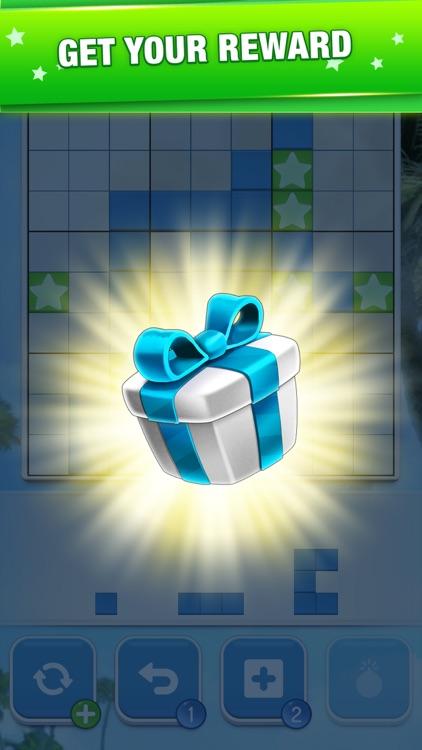 Tetra Block - Puzzle Game screenshot-5