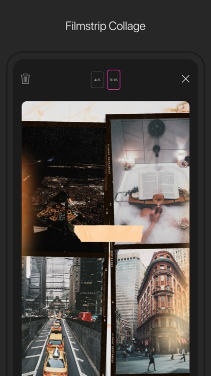 Storyluxe: Templates & Filters screenshot-6