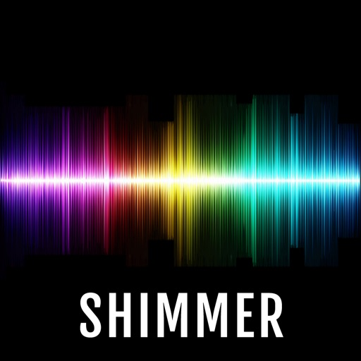 Shimmer AUv3 Audio Plugin icon