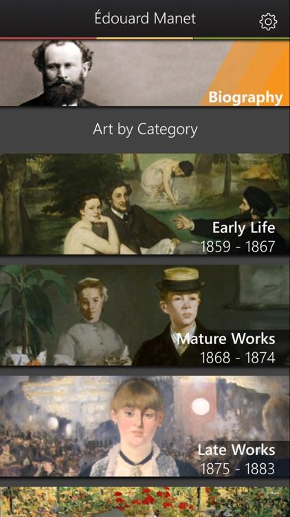 Manet Art Gallery