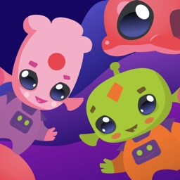 Aliens: games for toddlers.