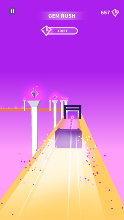 Jelly Shift - Obstacle Course screenshot-4