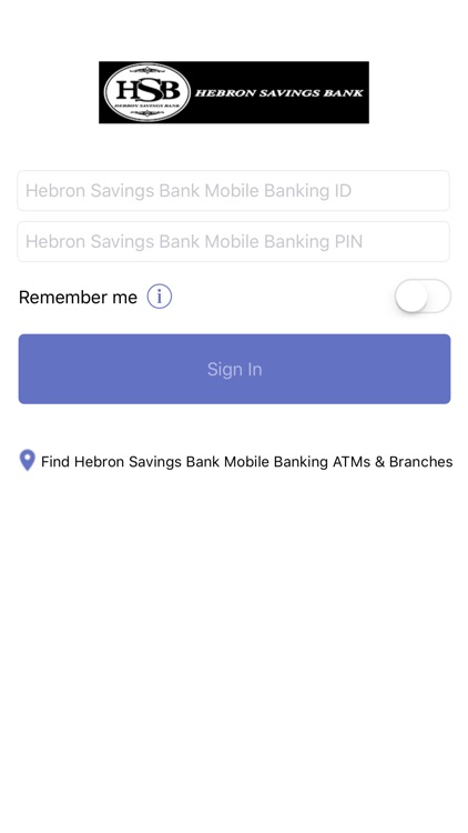 Hebron Savings Bank Mobile