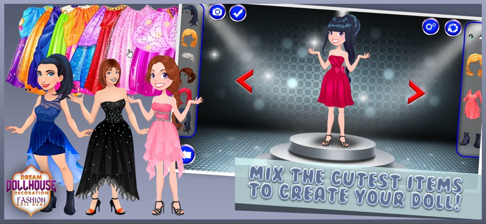 Dream Doll House Design Games Cheat Codes