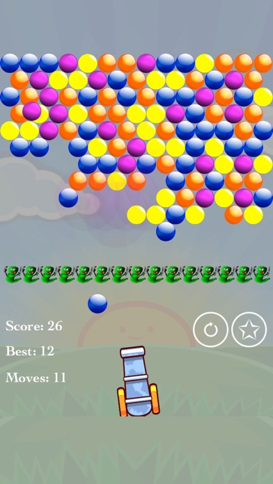 Bubble Shooter : Ball Pop screenshot 1