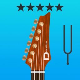 Electric Guitar Tuner