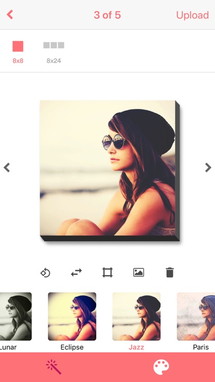 Canvas Prints by MeshCanvas™ screenshot-5