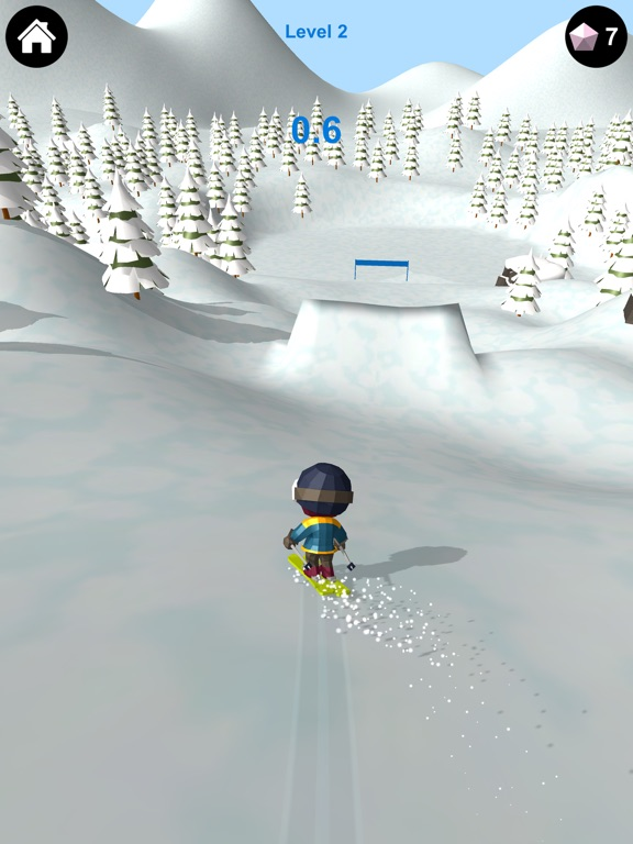 Downhill Chill screenshot 4