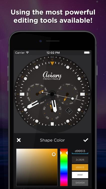 Watch Faces 100,000 WatchMaker screenshot-4