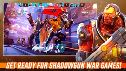 Shadowgun War Games - PvP FPS for windows pc