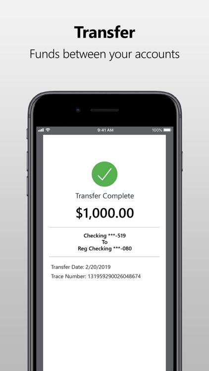 First Heritage Bank Mobile screenshot-3