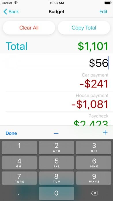 Total Calculator + Screenshots