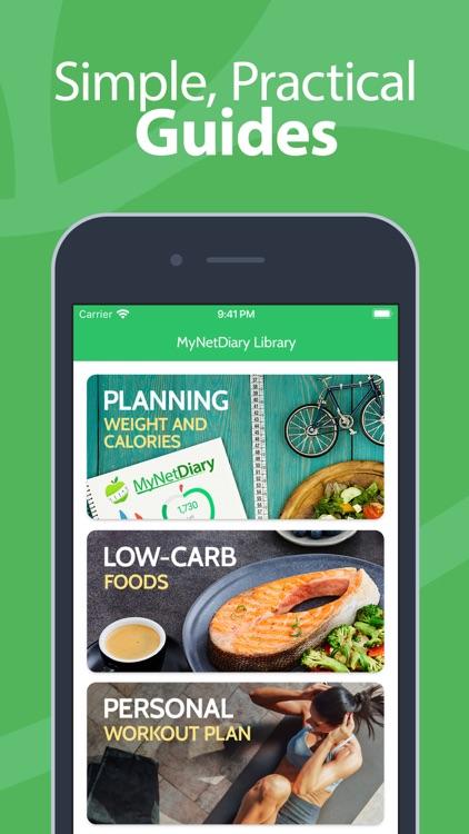 Calorie Counter - MyNetDiary screenshot-7