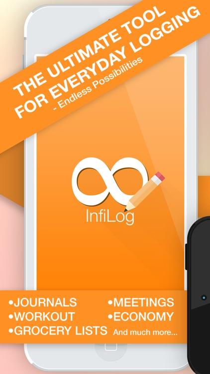 InfiLog - Daily Tracker