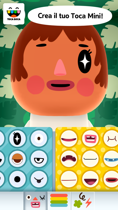 Screenshot of Toca Mini1