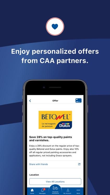 BCAA Mobile screenshot-3