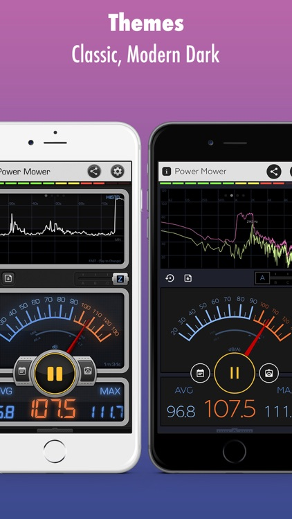 Decibel X PRO: dBA Noise Meter screenshot-5