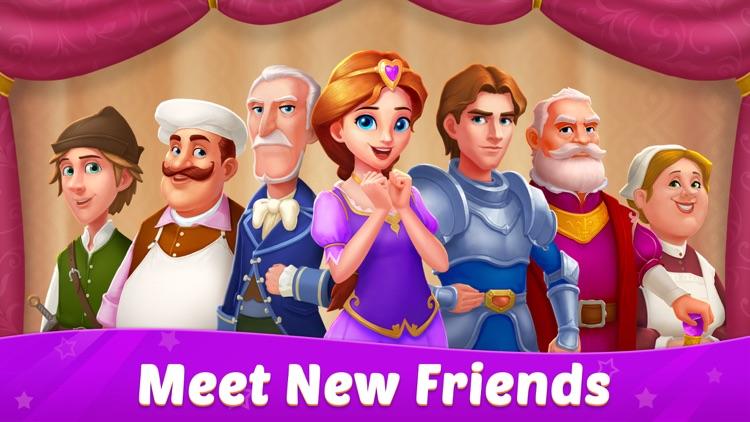 Castle Story: Puzzle & Choice screenshot-3