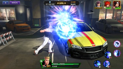 The King of Fighters ALLSTAR free Gold hack