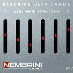Blackice Beta Gamma