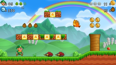 Lep's World 3 - Jumping Games Screenshot on iOS