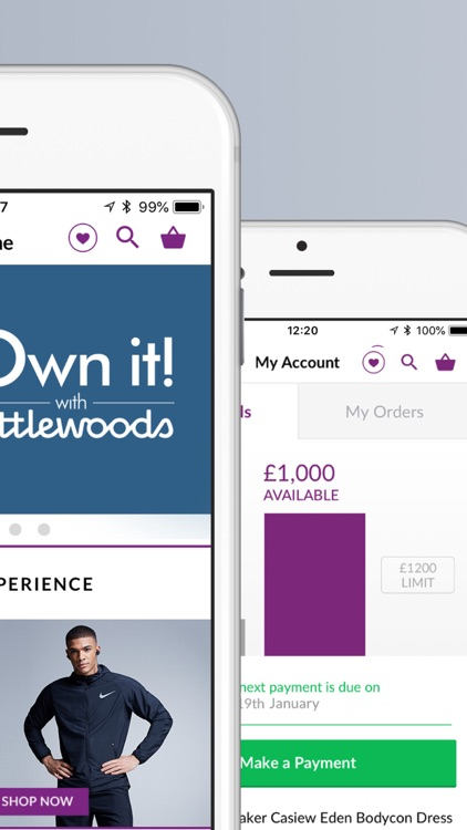 Littlewoods: Fashion & Home
