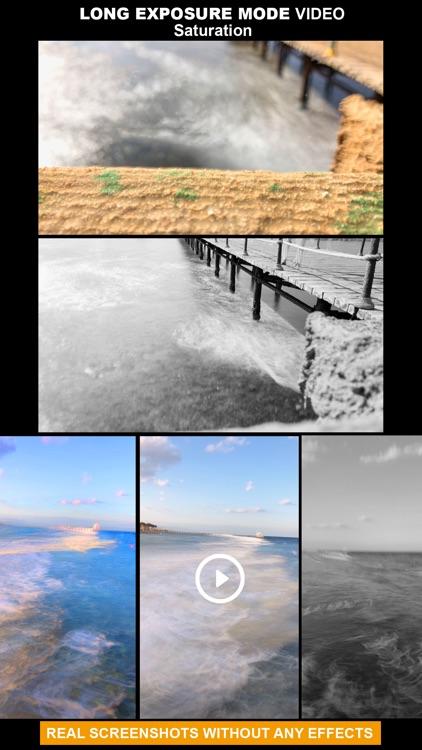 Night Mode-Long Exposure Video screenshot-3
