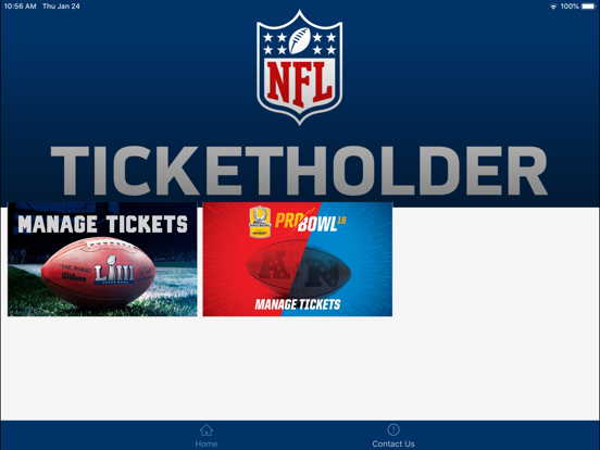 NFL Ticketholder screenshot 3