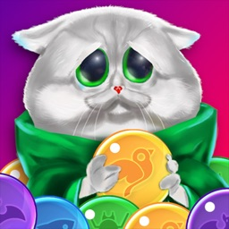 Bubble Shooter Magical Story