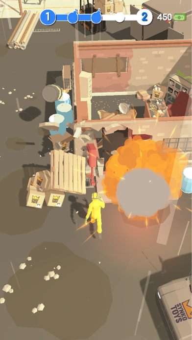Plant The Bomb 3D screenshot 2