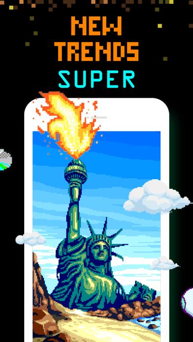 Live Pixel Wallpaper HD-3