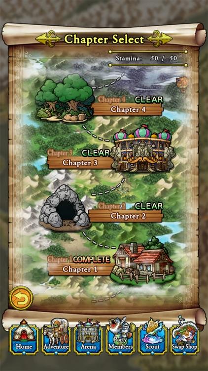 DRAGON QUEST TACT screenshot-5