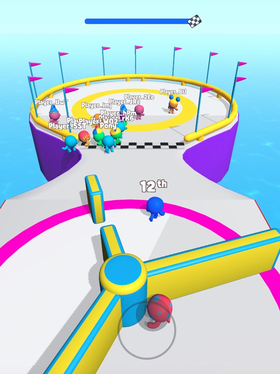 iPad Image of Run Royale 3D