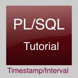 PL/SQL Timestamp/Interval