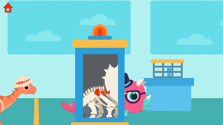 Dinosaur Airport - Kids Games screenshot-8