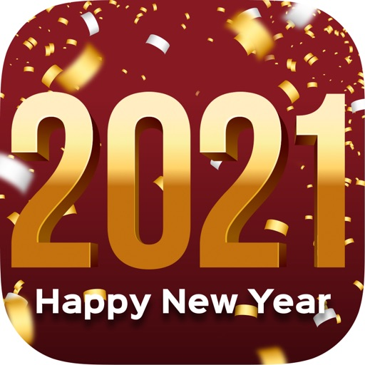 Happy New Year - Photo Frames