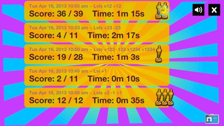Arithmetic Wiz screenshot-3