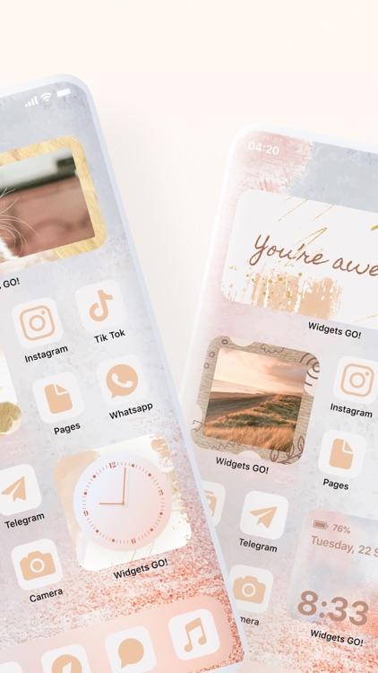 Widgets GO Themes Icon Changer screenshot-7