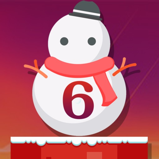 Brave little Snowman icon