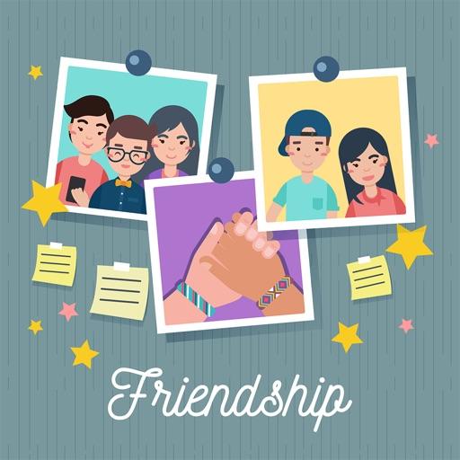 Friendship Day Photo Frames Ap